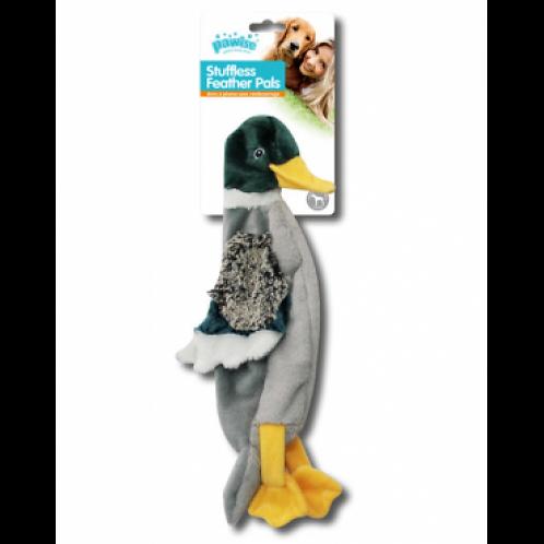Pawise Stuffless Duck Peluş Oyuncak 35 cm BARKOD NO:8886467550737