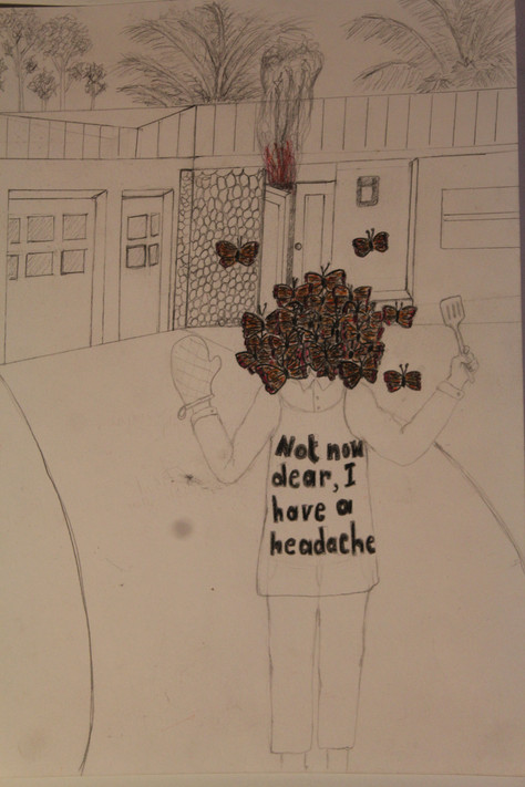Not Now Dear,  I Have a Headache