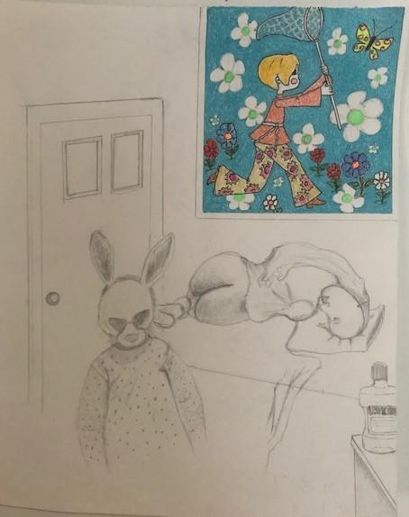 Listerine Bunny