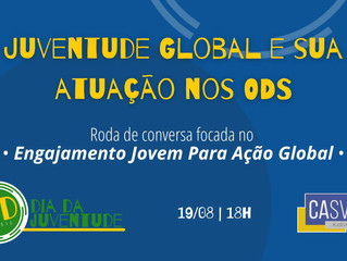 Juventude Global e sua atuação nos ODS