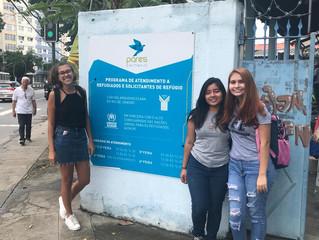 Ação Social - Doações para o PARES Cáritas