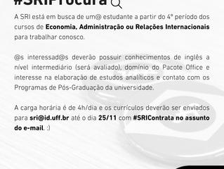 Oportunidade SRI UFF