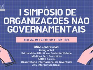 I Simpósio de Organizações Não Governamentais