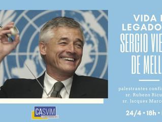 Vida e legado de Sérgio Vieira de Mello