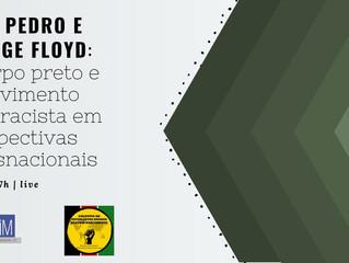João Pedro e George Floyd: o corpo preto e o movimento antirracista