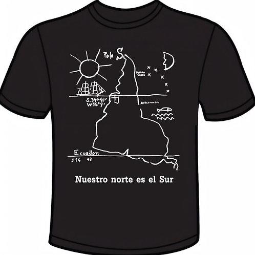 Camisa Nuestro norte es el Sur
