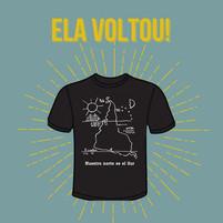 ELA VOLTOU!!