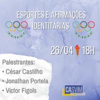 EVENTO: Esportes e Afirmações Identitárias