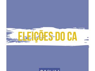 Votação sobre eleições para o Centro Acadêmico