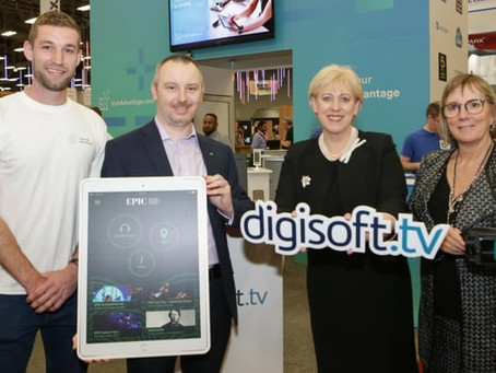 EPIC The Irish Emigration Museum debuts smart audio guide by Digisoft