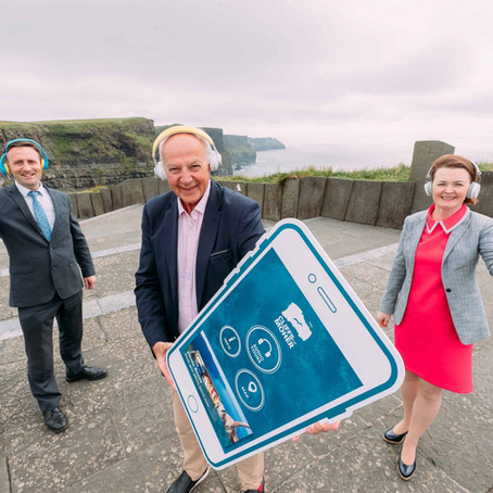 New Mobile App For Cliffs Of Moher