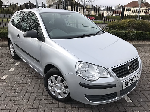 2006 VOLKSWAGEN POLO E 1.2, ONLY34900  MILES