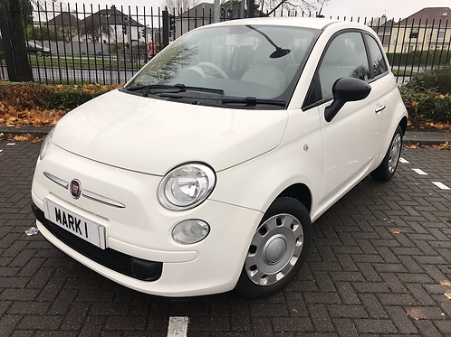 2011 FIAT 500 1.2 POP, 2 KEYS, FULL YEARS MOT, JUST BEEN SERVICED