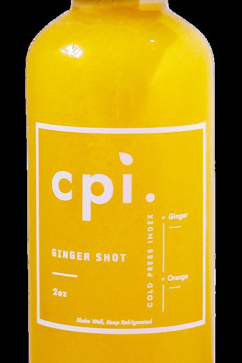 Orange Ginger Shot