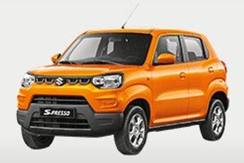 Suzuki All-New S-Presso