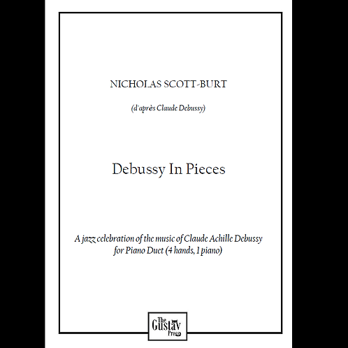Debussy in Pieces