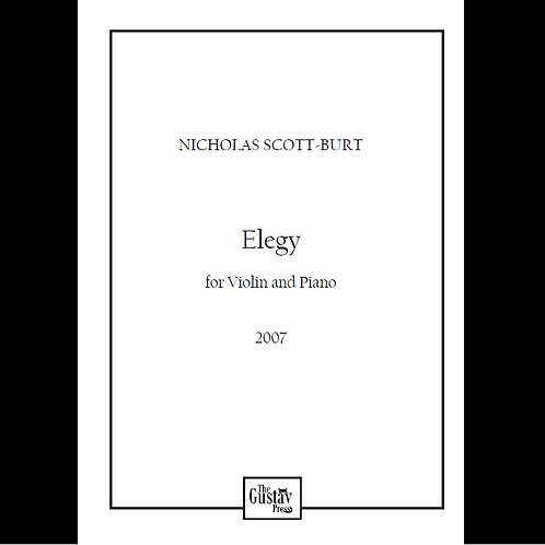 Elegy (full score)