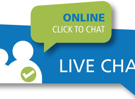 New Online Chat Service