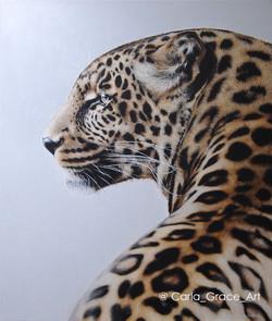 Leopard Spots - SOLD