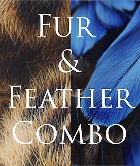 COMBO Fur & Feather