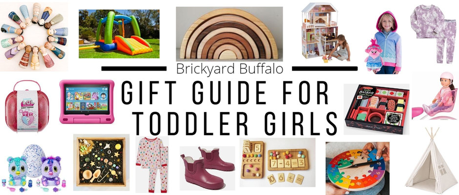 A Gift Guide for your Tiny Gal Pal