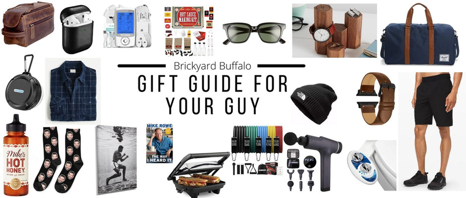 Gift Ideas to Get HIM