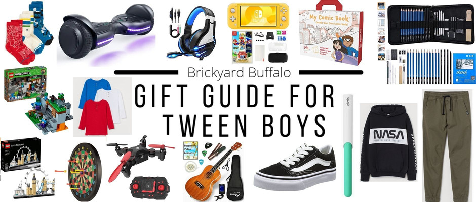 Tween Boy Gifts to Save the Day
