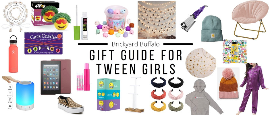 Tween {Girl} Gift Guide that will IMPRESS
