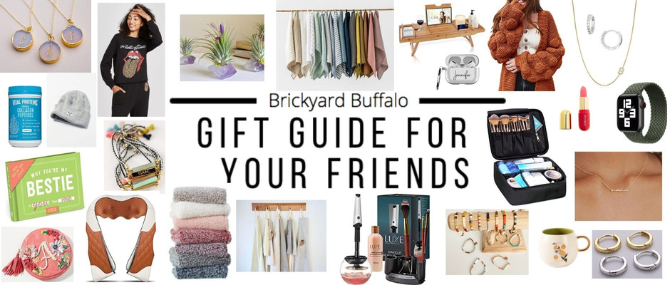 Nail it with your FRIENDS gifts this year!