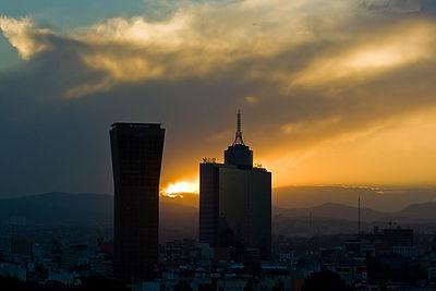 EDIFICIOS EMBLEMATICOS. Ciudad de México. Paseos Virtuales