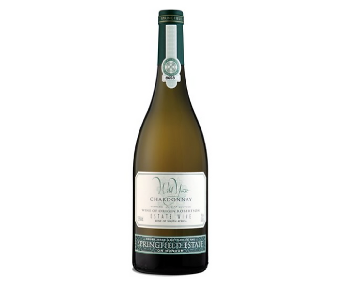 Springfield Wild Yeast Chardonnay