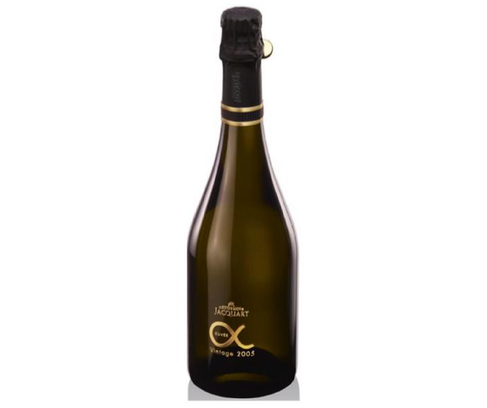 Jacquart Cuvée Alpha Champagne Brut