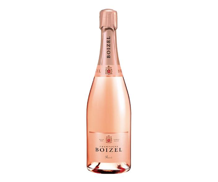 Champagne Boizel Rosé Brut 0,375