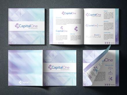 CapitalOne Rebranding