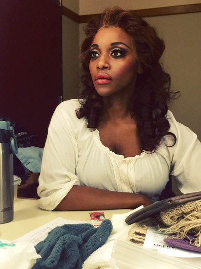 Backstage - Carmen