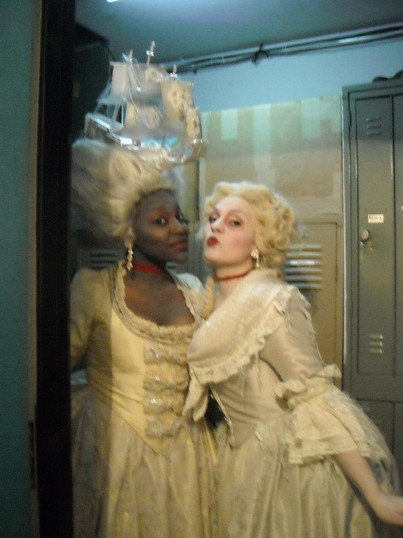 Backstage - Ghosts of Versailles