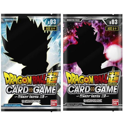 Dragon Ball Super: Series 3 Booster Box