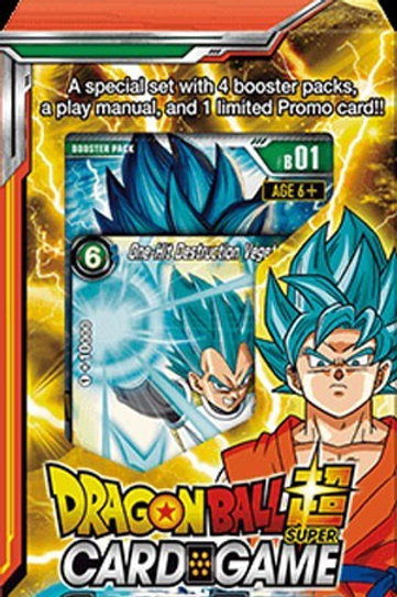 Dragon Ball Super: Galactic Battle Special Pack