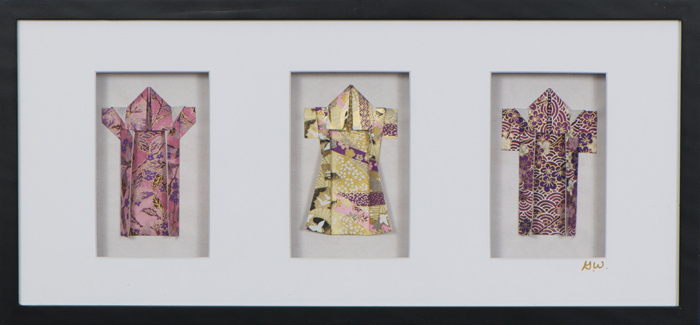 Triple Shadowbox Kimonos