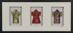Triple Shadowbox Kimonos