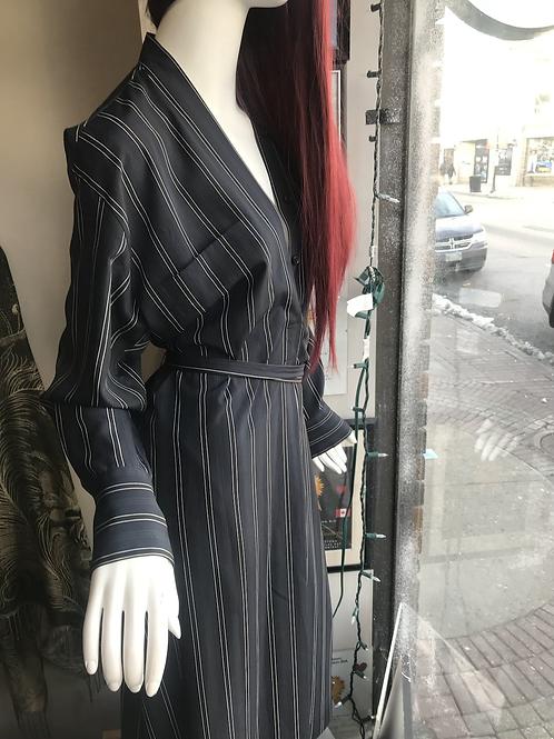 Vince Wrap Dress - Size M