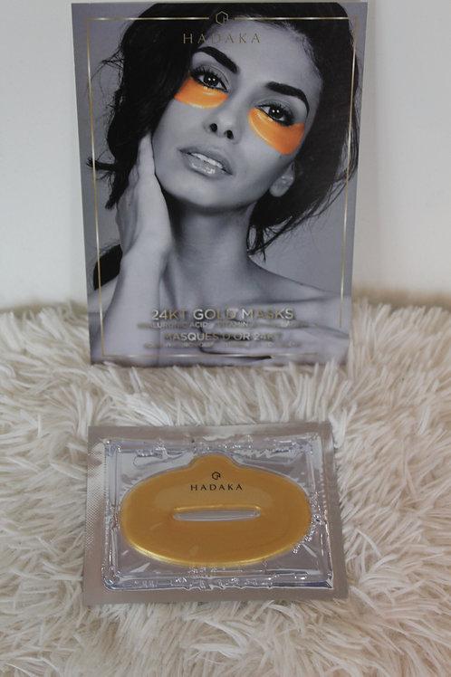 24KT Gold Lip Mask