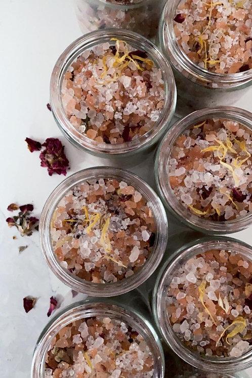 Bath Salts - Fruits & Roots Holistics