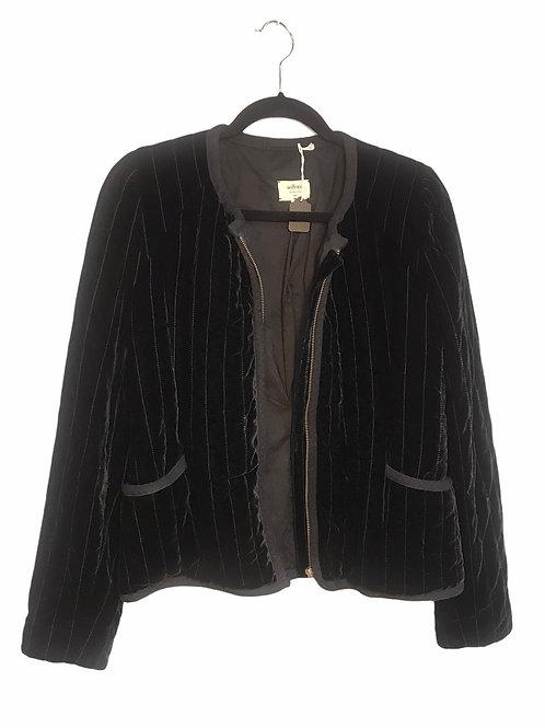 Wilfred Velvet Jacket- Size 6