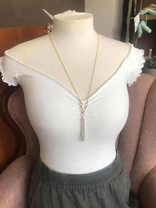 White Marciano Top Size M/L