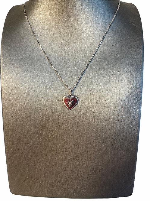 DK jewellery necklace heart