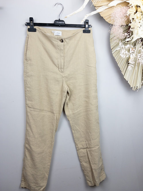 Wilfred Linen Pants - Size 8