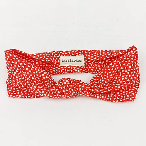 Knotted Headband - Institches -Riveter