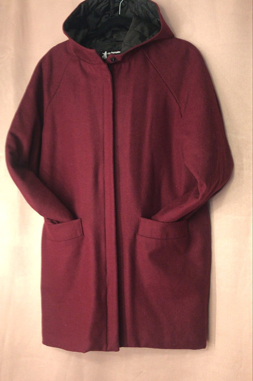 Valerie Dumaine Hooded Jacket - Size L