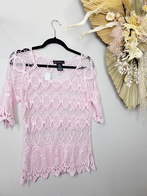 Inc Lace Top - Size Medium